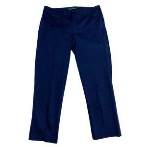 Lauren Ralph Lauren crop ankle capri career pants